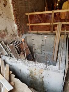 Elevator Pit